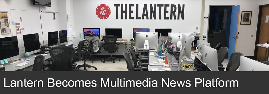 Lantern Becomes Multimedia News Platform