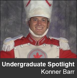 Undergrad Spotlight Konner Barr
