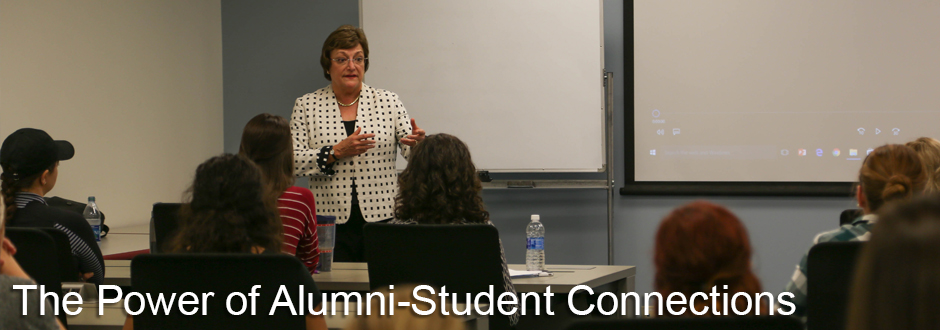 Power of Alumni-Student Connections