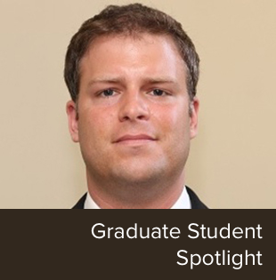 Graduate Student Spotlight on Clementson