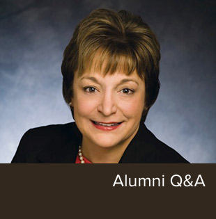 Alumni Questions and Answers with Susan Henderson