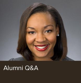 Alumni Q&A with Nicole Staples Walker.