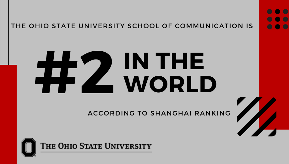 Ohio State Comm Ranked #2 in the World