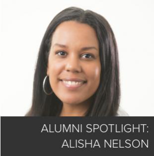 Alumni Spotlight: Alisha Nelson