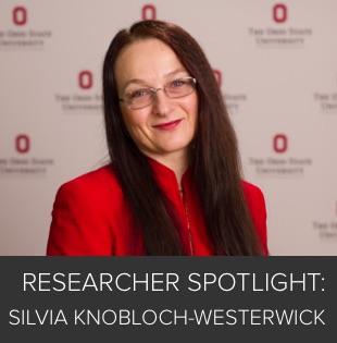 Researcher Spotlight: Silvia Knobloch-Westerwick