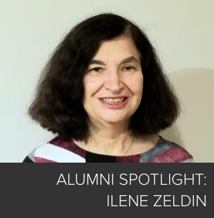 Alumni Spotlight: Ilene Zeldin