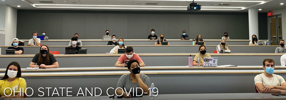Ohio State and COVID-19