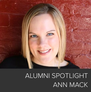 Alumni Spotlight: Ann Mack