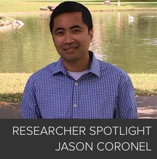Researcher Spotlight: Jason Coronel