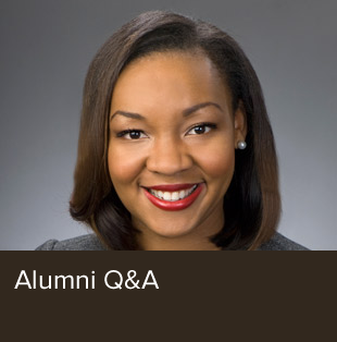 Alumni Q&A with Nicole Staples Walker.